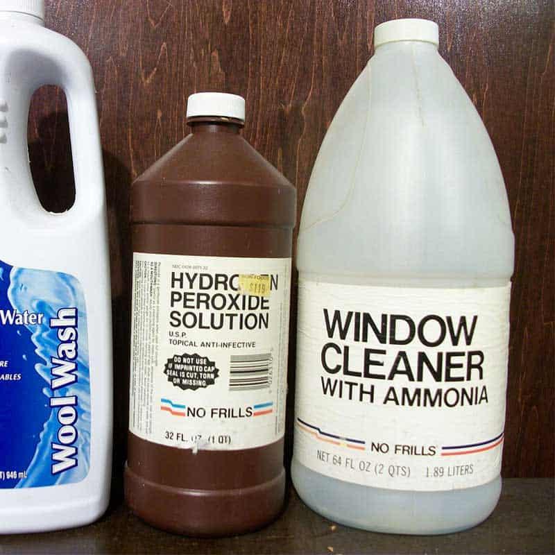 Guter Einsatz von Ammoniak