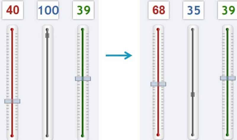 Luftfeuchtigkeit Schimmel Temperaturmesser