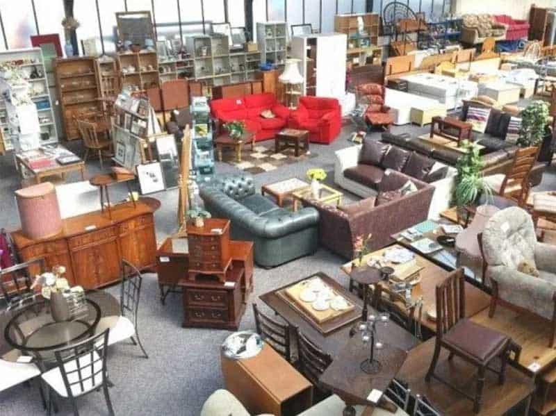 Sie haben kürzlich gebrauchte Möbel oder eine gebrauchte Matratze gekauft